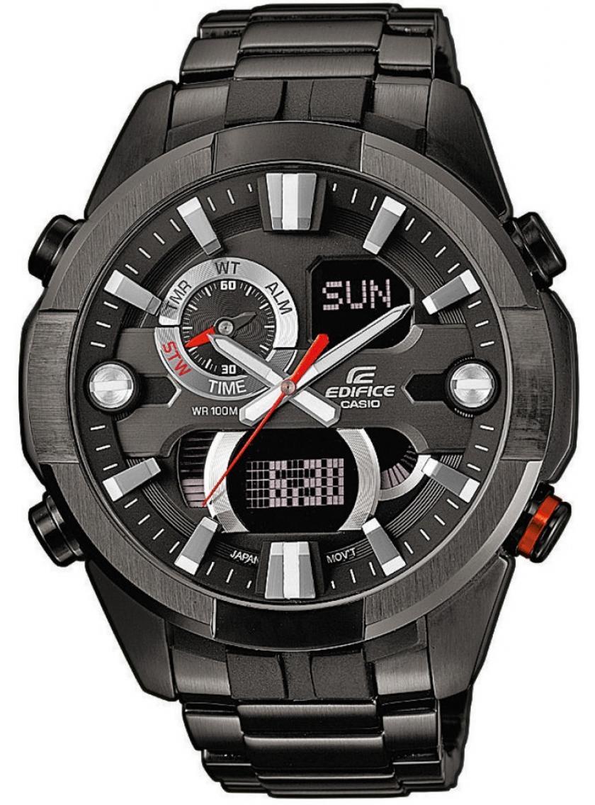 Pánské hodinky CASIO Edifice ERA-201BK-1A  89b7cc24a43