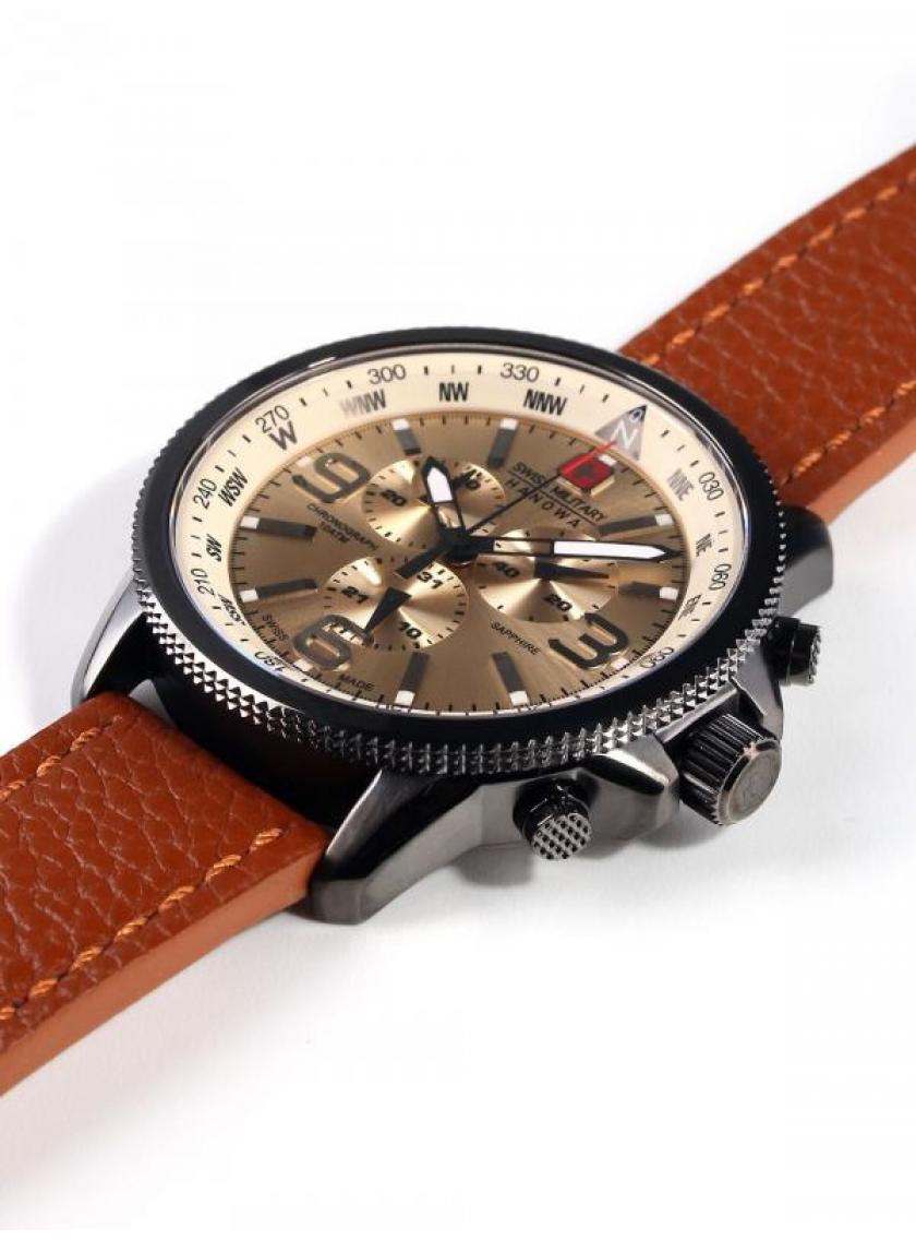 ... Pánské hodinky SWISS MILITARY Hanowa Arrow 4224.30.002 ... 4b91c052abd