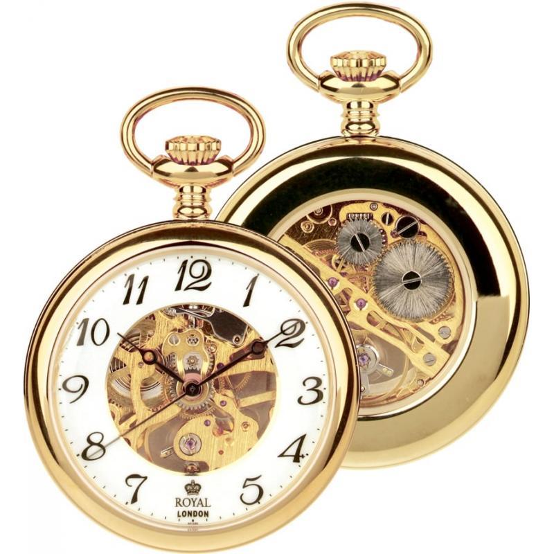 59ec5c2cc4d Pánské kapesní hodinky ROYAL LONDON 90002-02