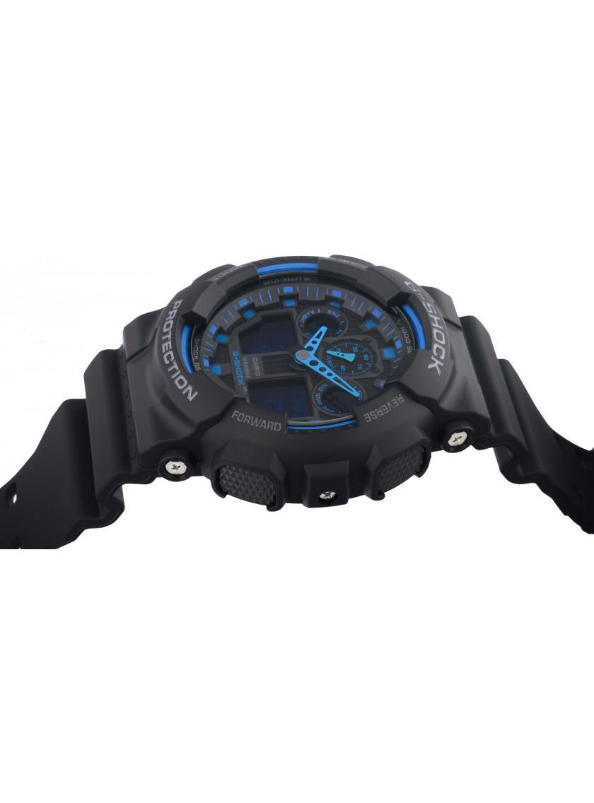 20df597e5e5 Pánské hodinky CASIO G-SHOCK GA-100-1A2 ...