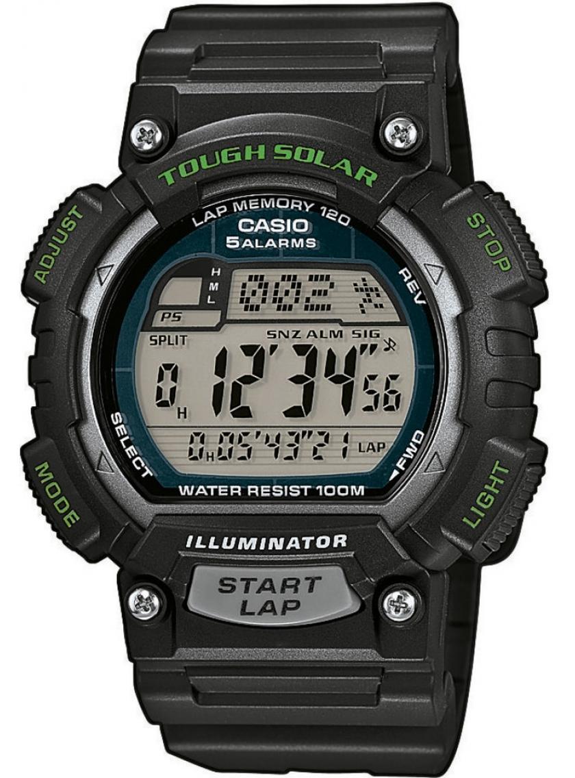 3D náhled Pánské hodinky CASIO Tough Solar STL-S100H-1A 43d99bd2e7