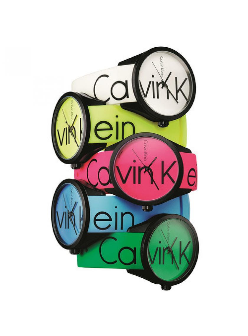 622c4d0745 Dámské hodinky CALVIN KLEIN Color K5E51TZP