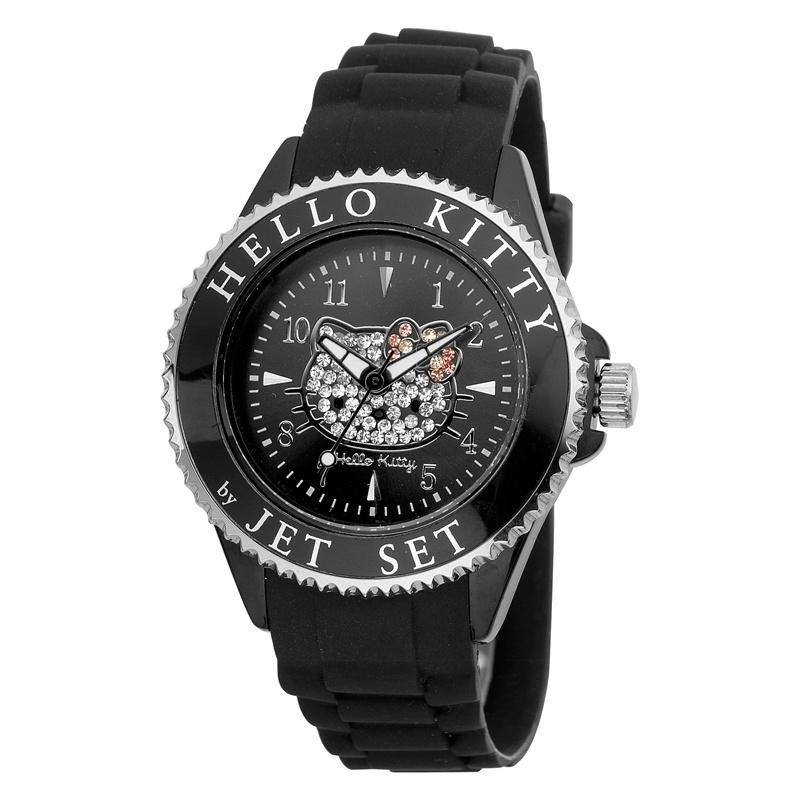 70d2d28a46a Dámské hodinky HELLO KITTY JHK1494-217