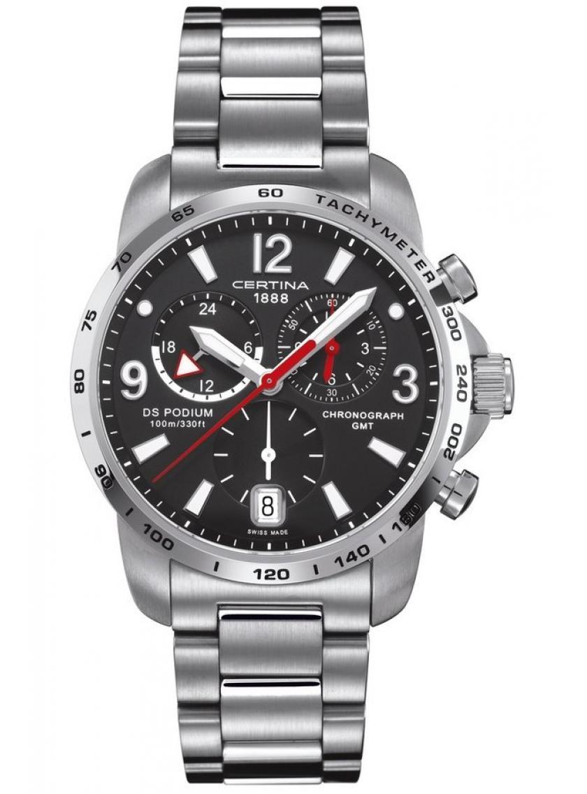 3D náhled Pánské hodinky CERTINA DS Podium Big Chrono C001.639.11.057.00 d52269b7749