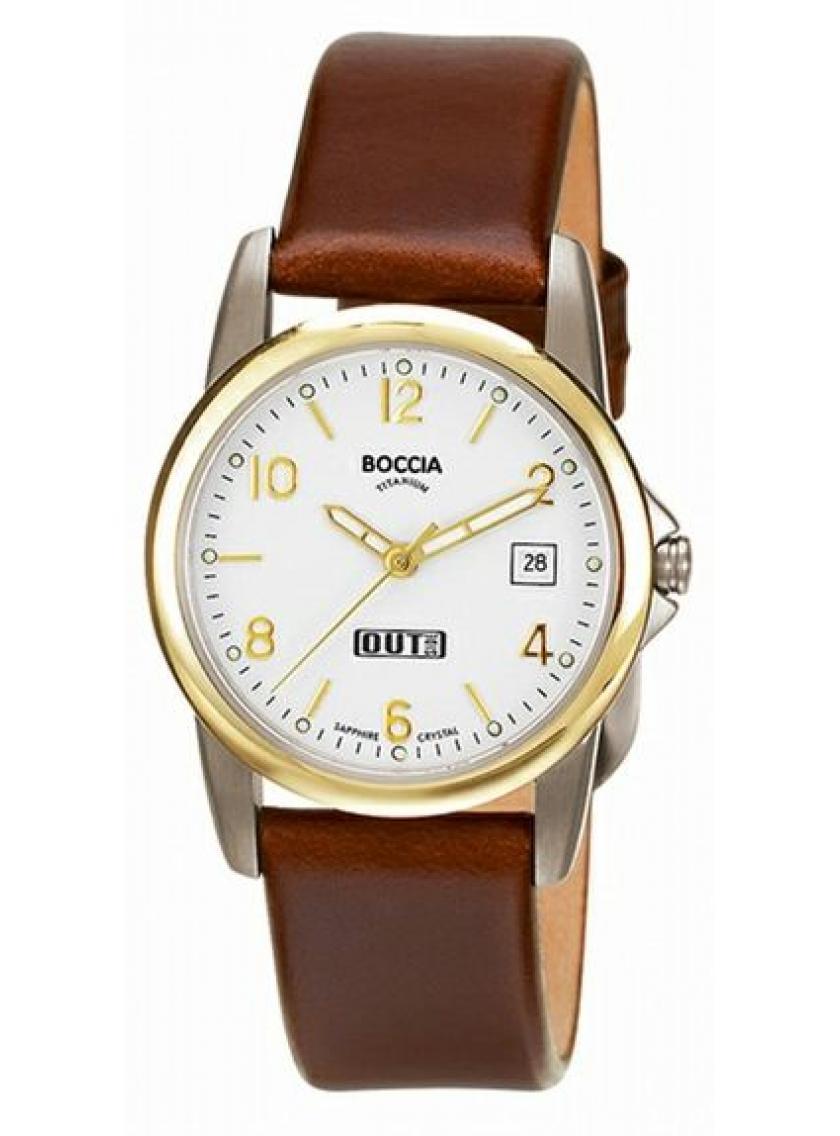 Dámské hodinky BOCCIA TITANIUM 3080-05  210b96e8c0