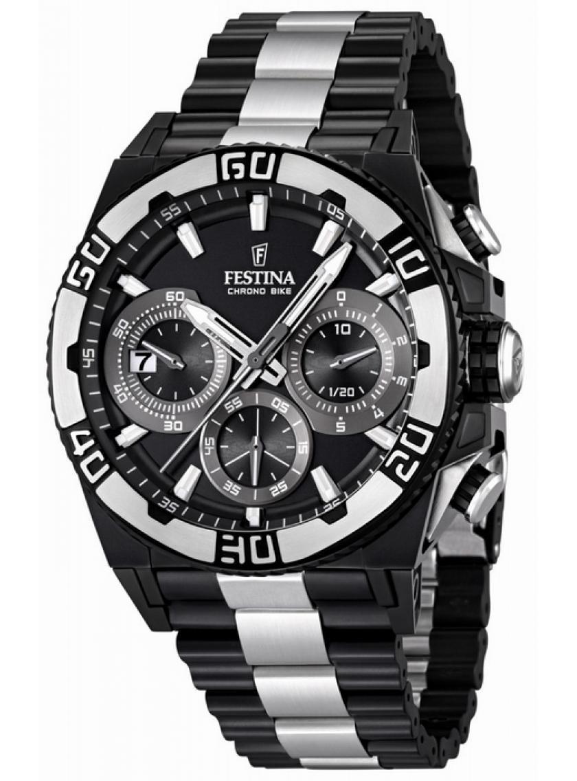 b1f69f9c3 Pánské hodinky FESTINA Black Limited Editon 16660/1 | Klenoty-buráň.cz