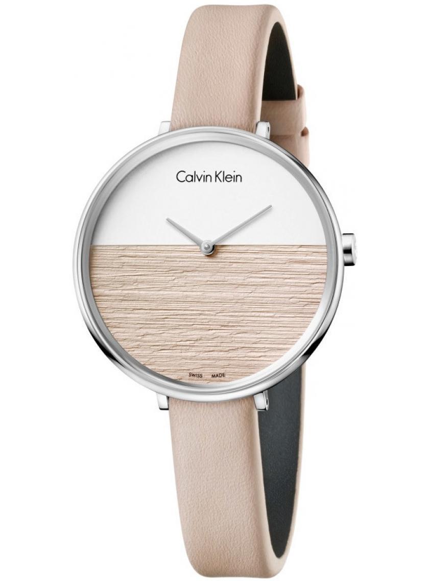 7ea2c39d24 3D náhled Dámské hodinky CALVIN KLEIN Rise K7A231XH