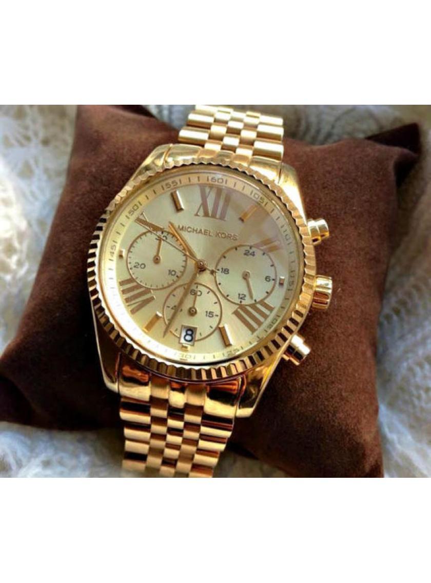 ... Dámské hodinky MICHAEL KORS MK5556 eb494788a2a