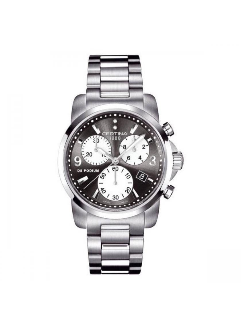 02f45cce2af Dámské hodinky CERTINA DS Podium C001.217.11.056.00