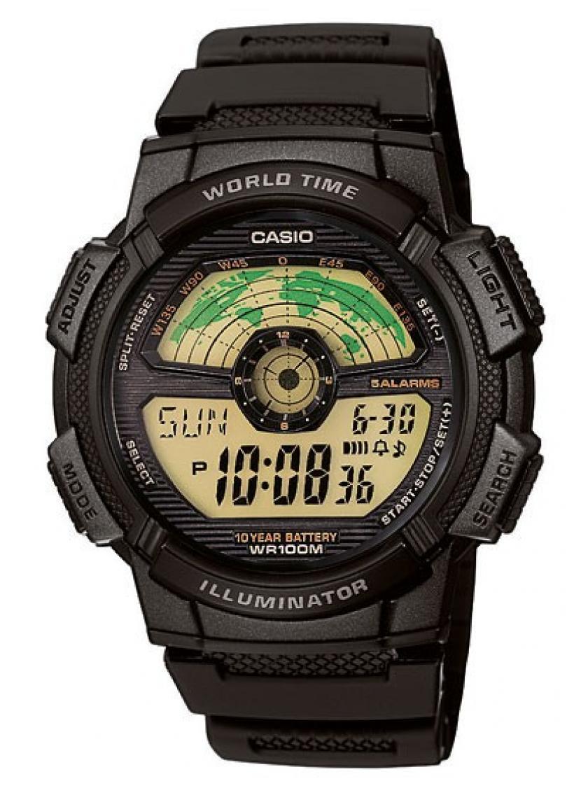 Pánské hodinky CASIO AE-1100W-1B  128fa913fc