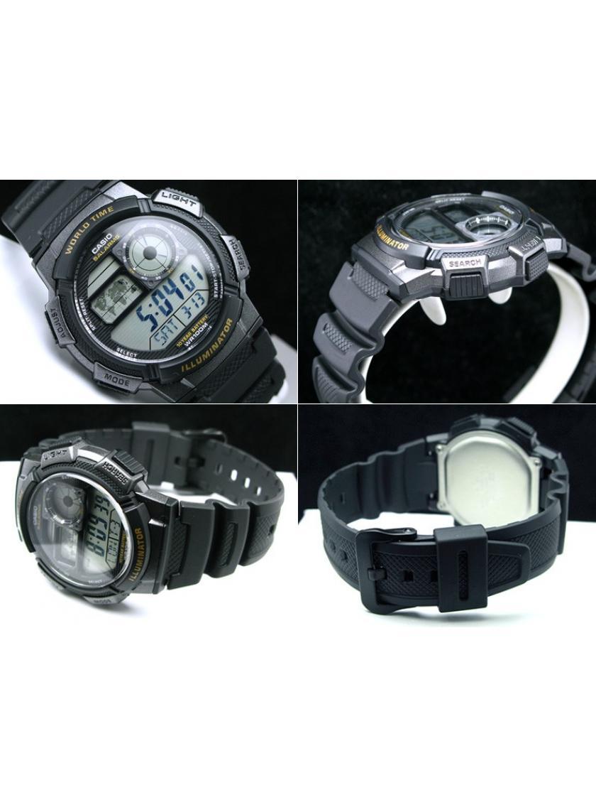 ... Pánské hodinky CASIO AE-1000W-1A ... 441f499317
