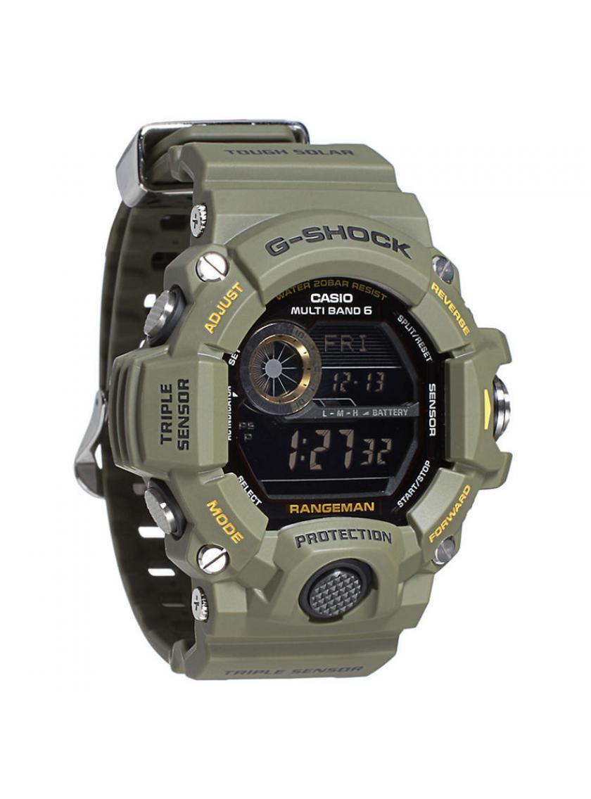 fe081bcf242 Pánské hodinky CASIO G-SHOCK Rangeman GW-9400-3 ...
