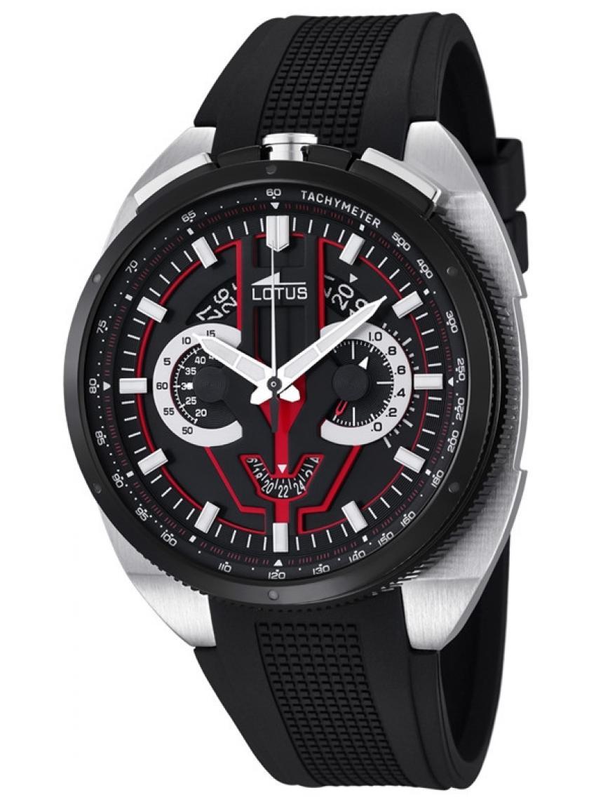 4729ba79b0b8 Pánské hodinky LOTUS Chrono L10128 1