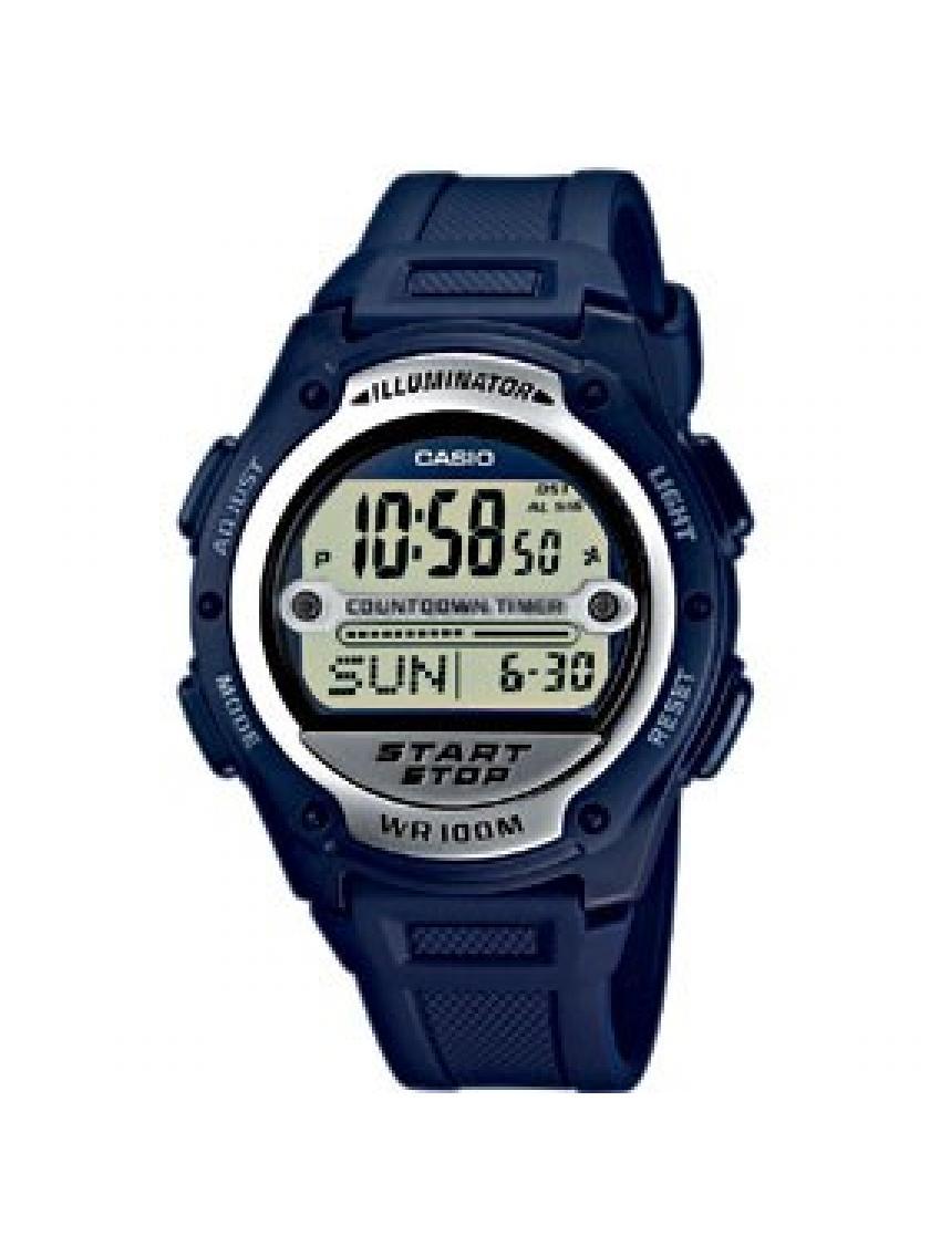 Pánské hodinky CASIO W-756-2A  271280061a