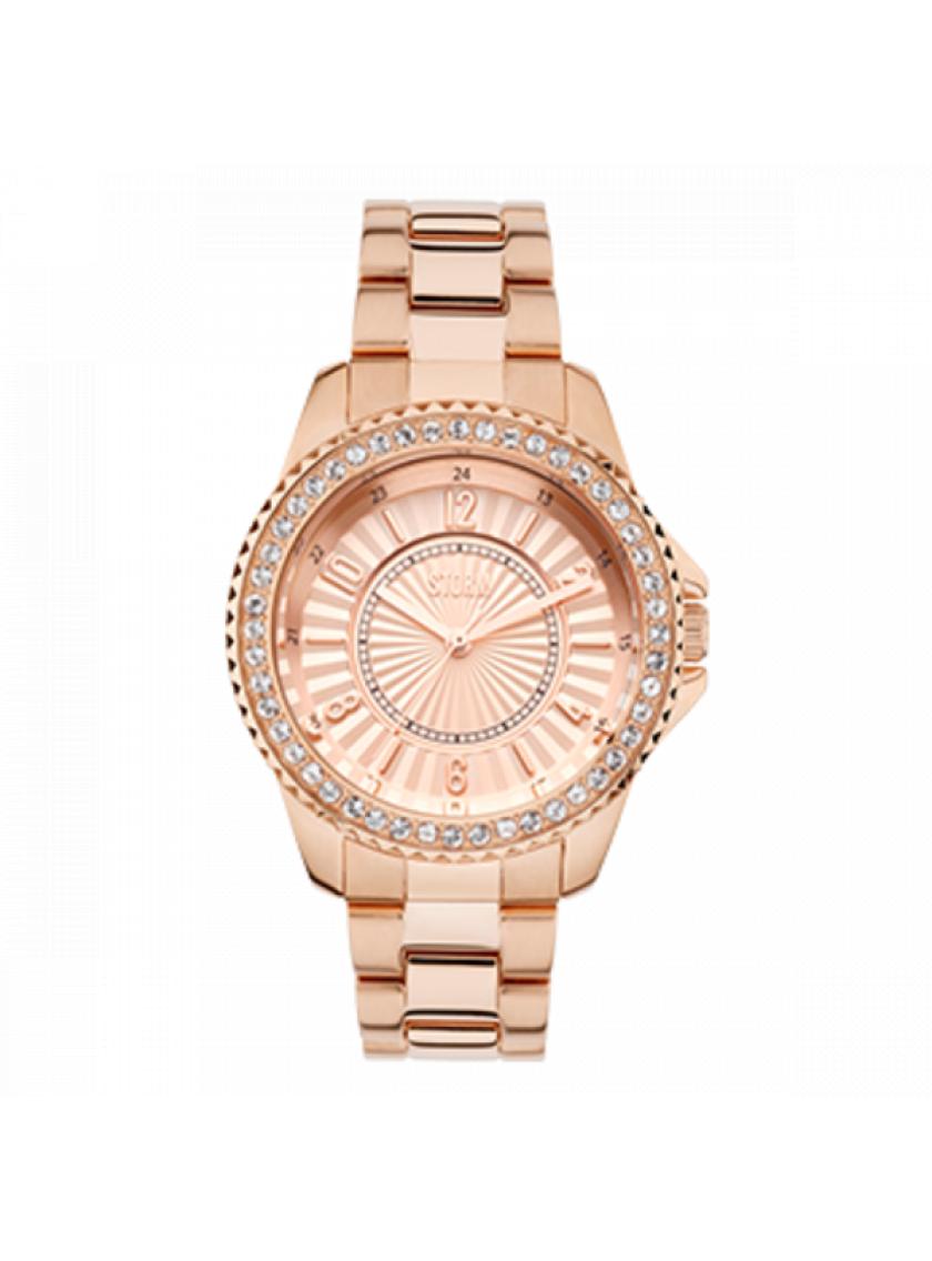 07eed9bfc Dámské hodinky STORM Zirona Crystal - Rose Gold 47276/RG | Klenoty ...