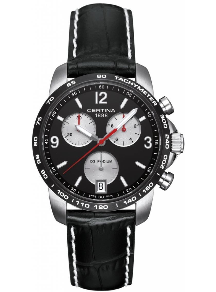 73e8bebe73f Pánské hodinky CERTINA DS Podium Chrono C001.417.16.057.01