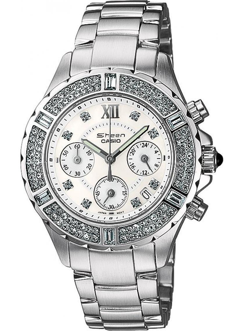 7e7a3bb80bc Dámské hodinky CASIO SHEEN SHN-5503D-7A