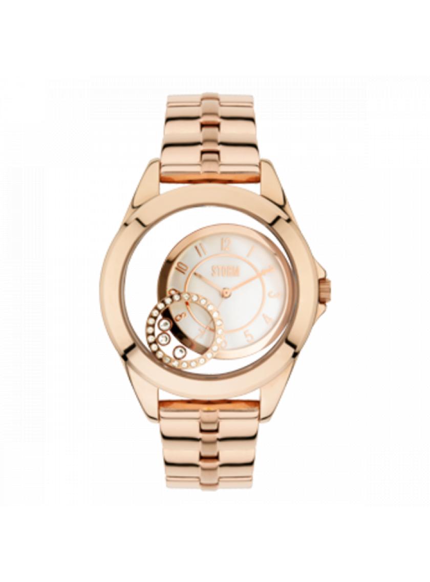 2b8a46afbb7 Dámské hodinky STORM Crystaco RoseGold 47219 RG
