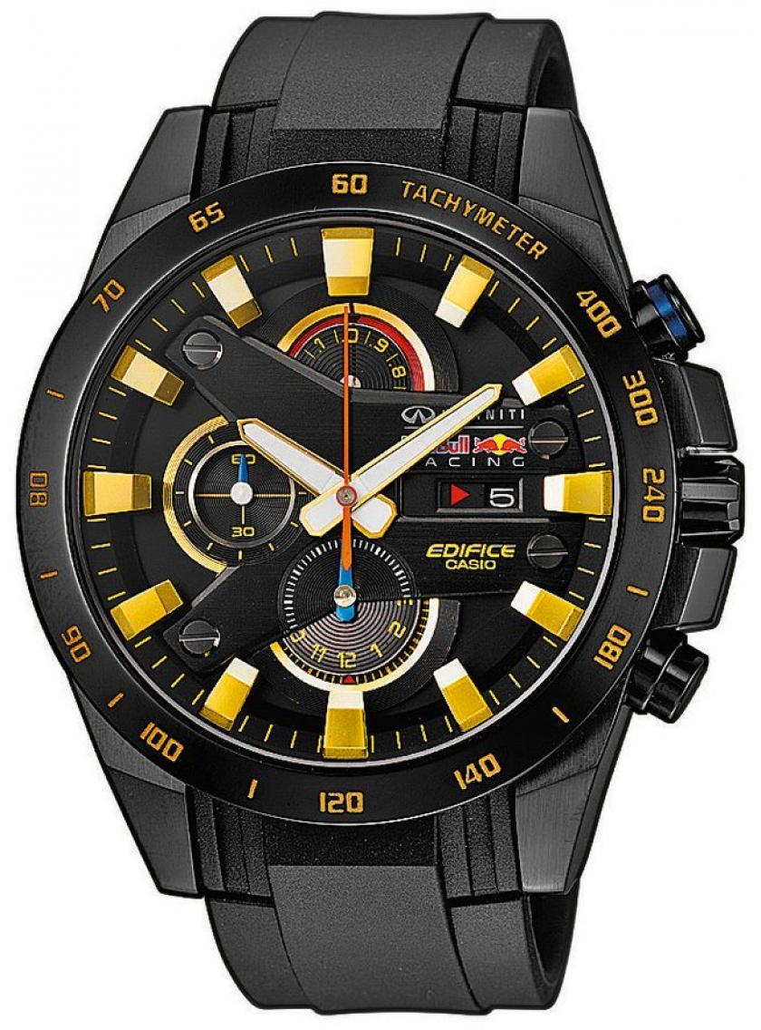 Pánské hodinky CASIO Edifice Red Bull Racing LIMITED EDITION EFR-540RBP-1A 4781eea037
