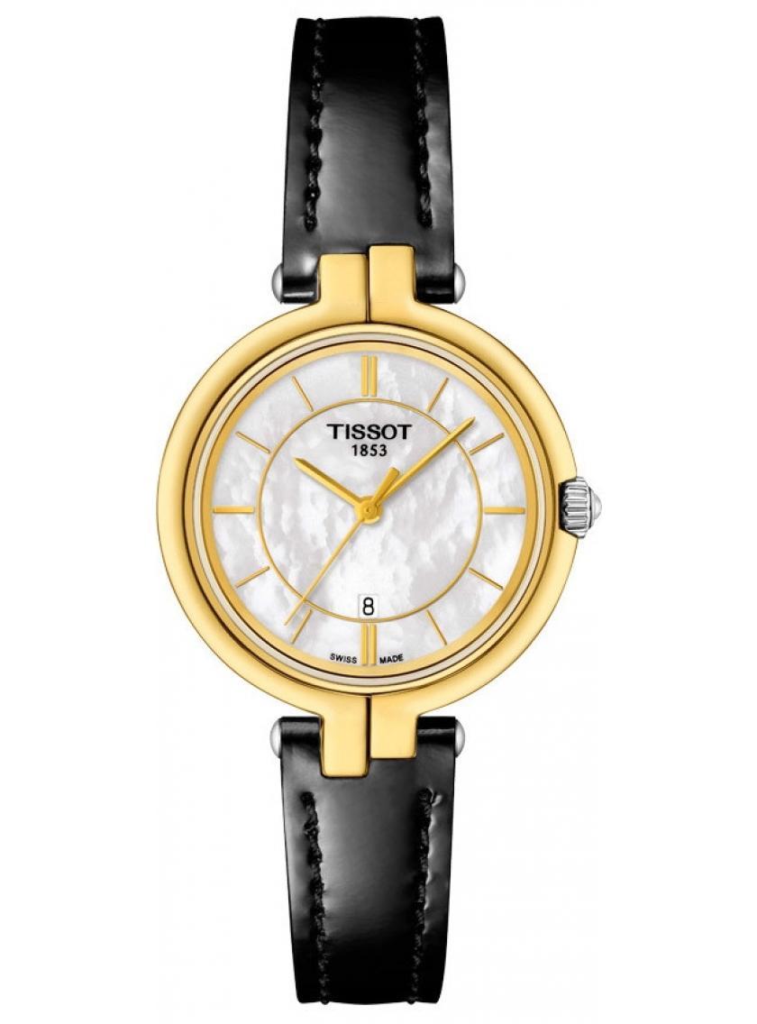 274bd04fb Dámské hodinky TISSOT Flamingo T094.210.26.111.00 | Klenoty-buráň.cz