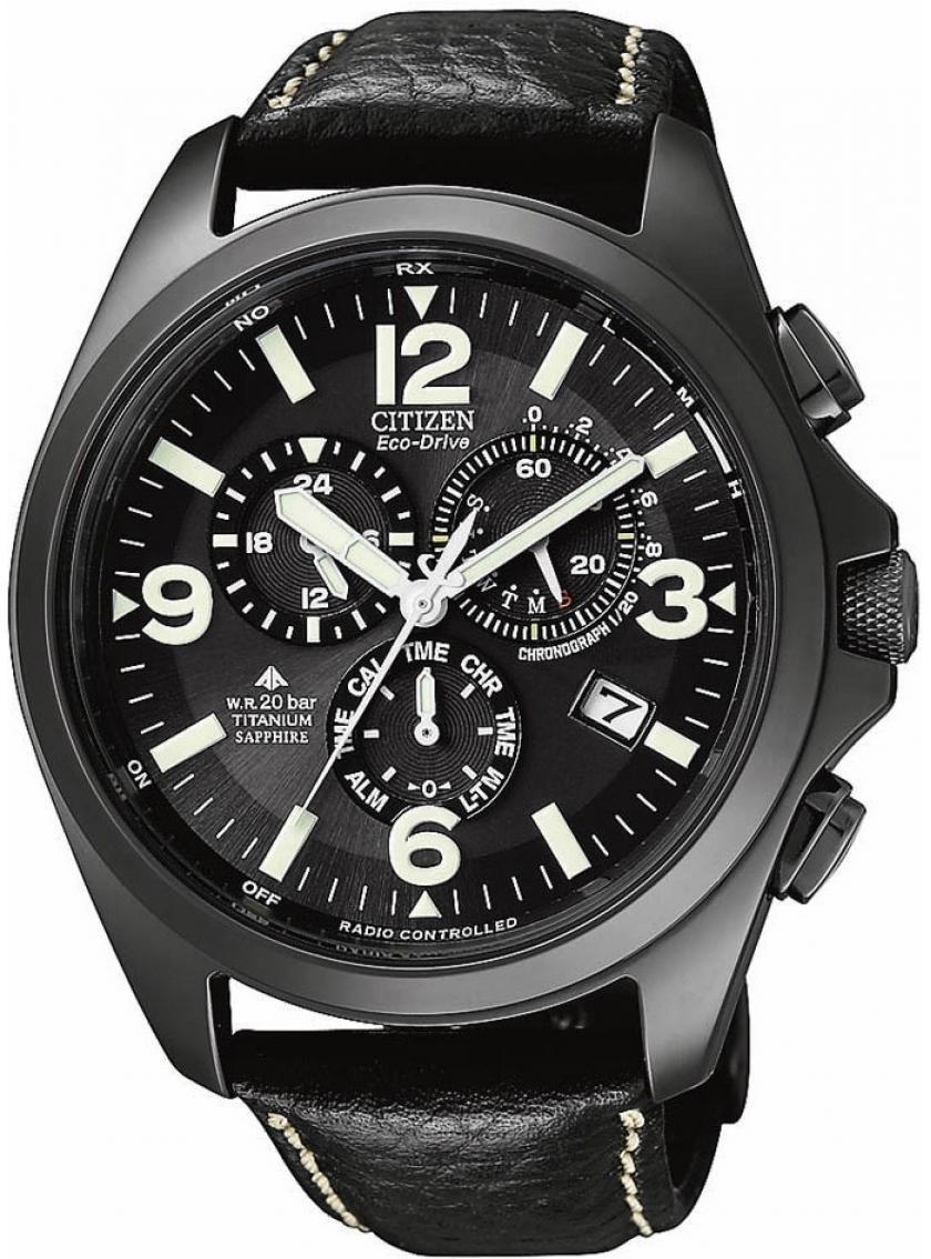 Pánské hodinky CITIZEN Chrono Rc AS4035-04E  3c091f43555