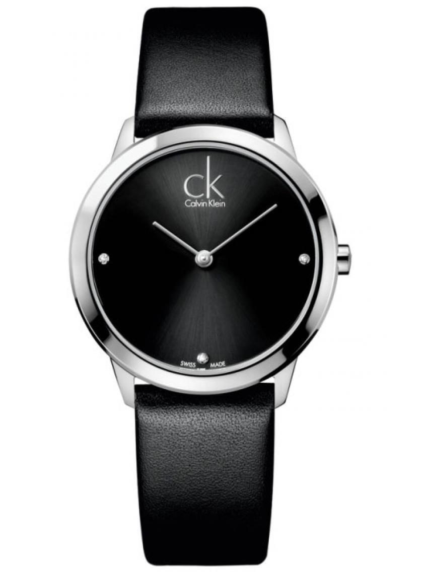 3D náhled Dámské hodinky CALVIN KLEIN Minimal K3M221CS c24f7107186