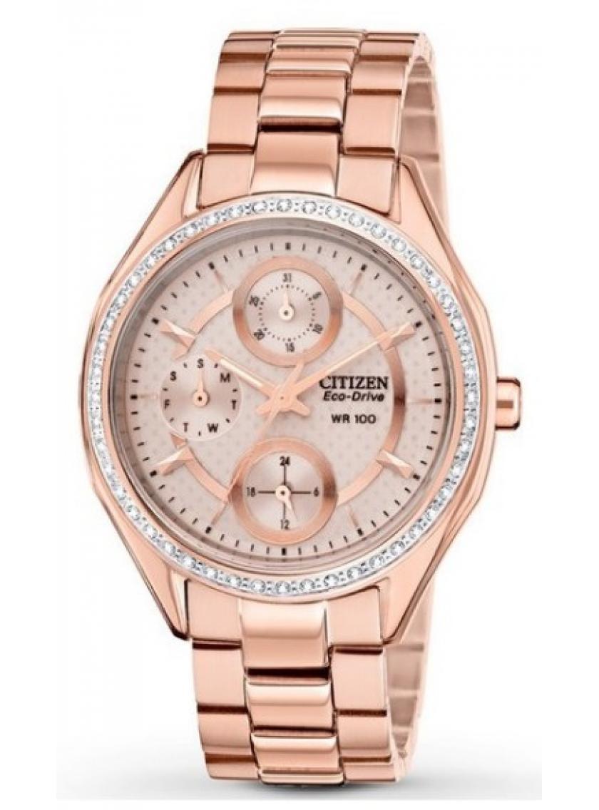 Dámské hodinky CITIZEN Eco Drive FD1063-57X  9931aceb38