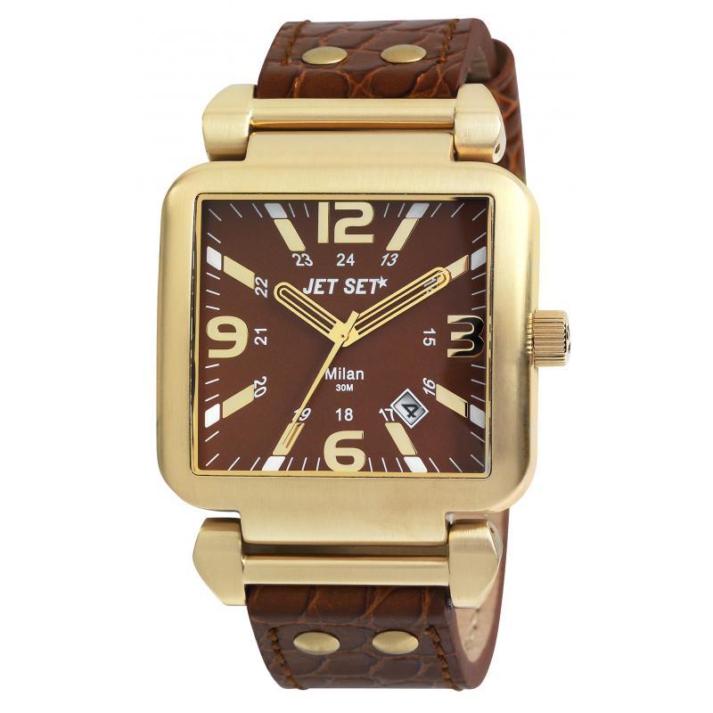 Pánské hodinky JET SET Milan J14578-736  c1af3c4a9a0