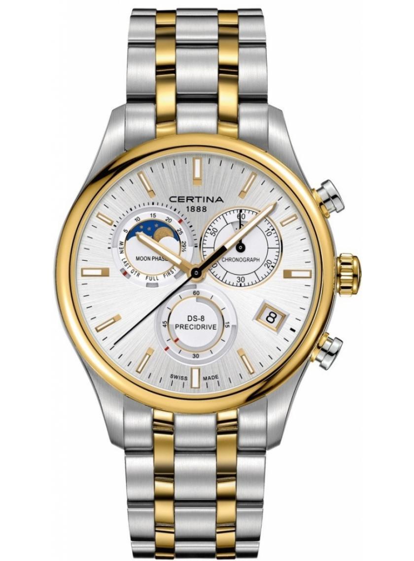 c1cddeae78 Pánské hodinky CERTINA DS 8 Gent C033.450.22.031.00
