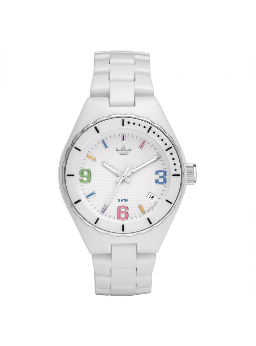 054125ff bílé hodinky adidas