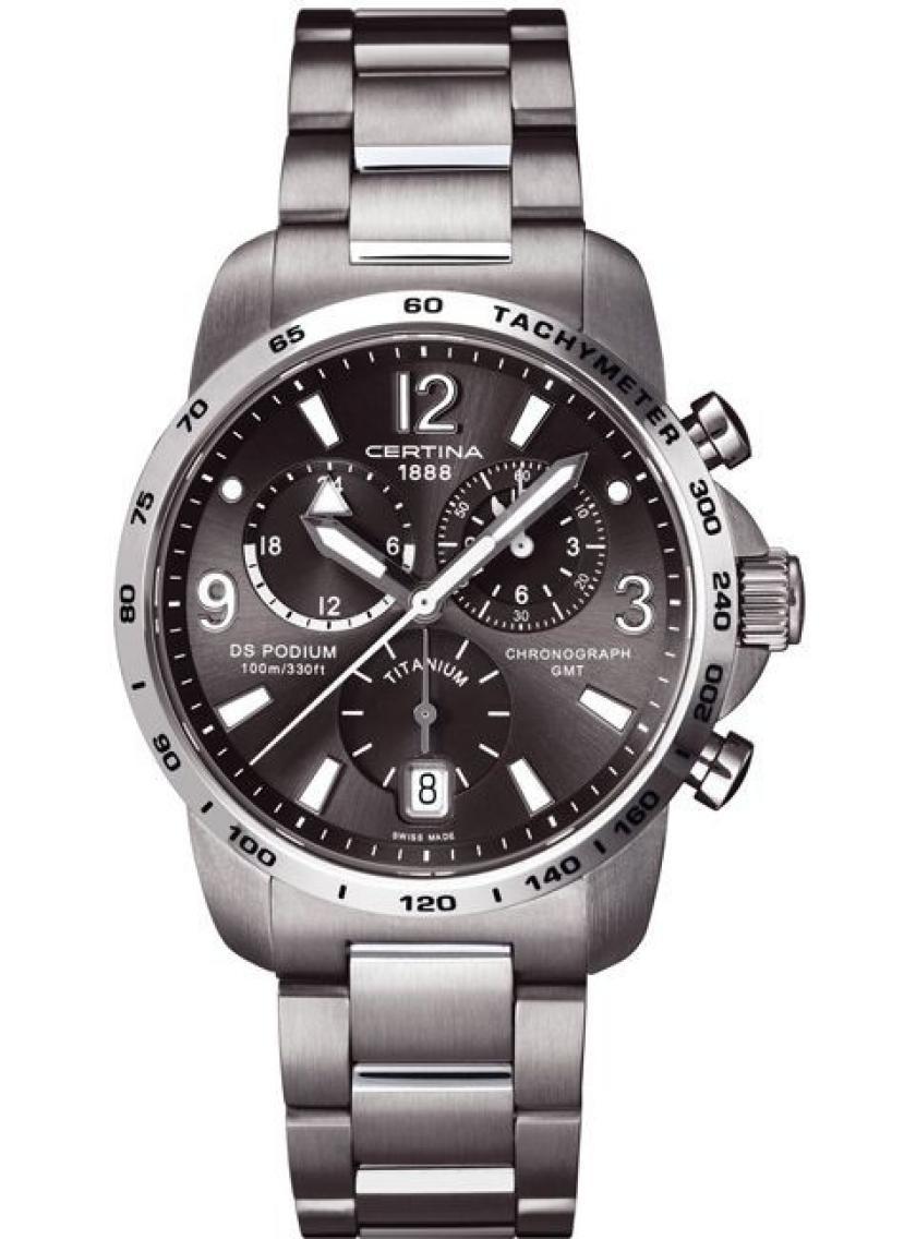 ed21130a4a1 Pánské hodinky CERTINA DS Podium Titanium C001.639.44.087.00 ...