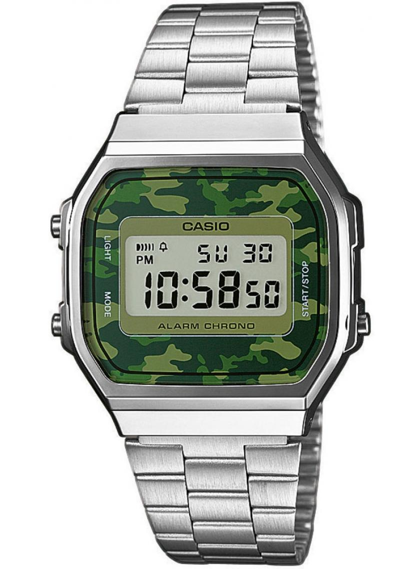 a0bd6f5b591 3D náhled Hodinky CASIO Collection Retro A-168C-3