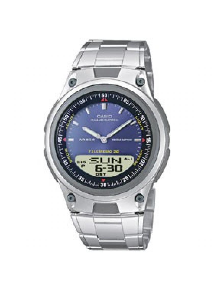 Pánské hodinky CASIO AW-80D-2  ae70721a36d