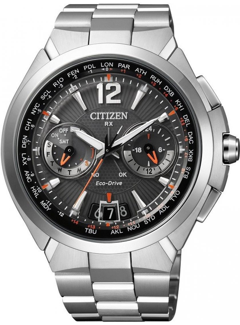 Pánské hodinky CITIZEN Satellite Wave CC1090-52E  70a56aca67