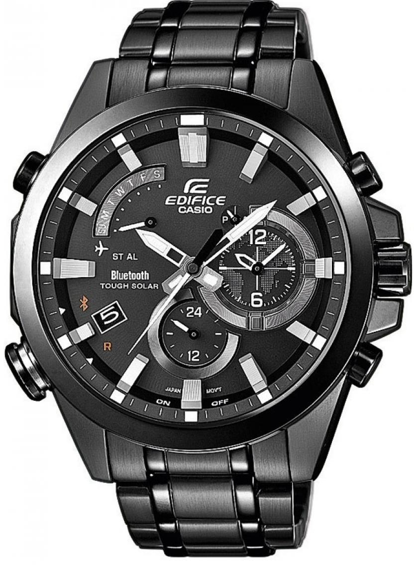 3D náhled Pánské hodinky CASIO Edifice Tough Solar Bluetooth EQB-510DC-1A dc5611441c