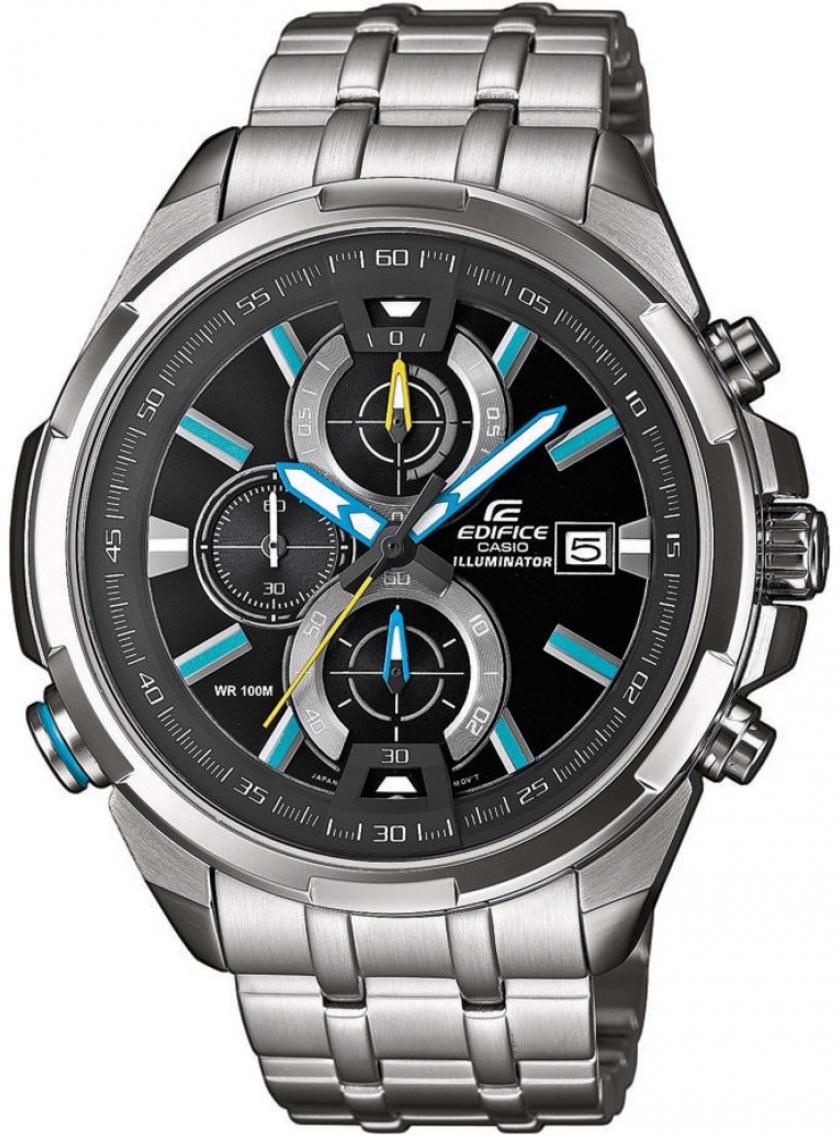 3D náhled Pánské hodinky CASIO Edifice EFR-536D-1A2 22a237f5b2d