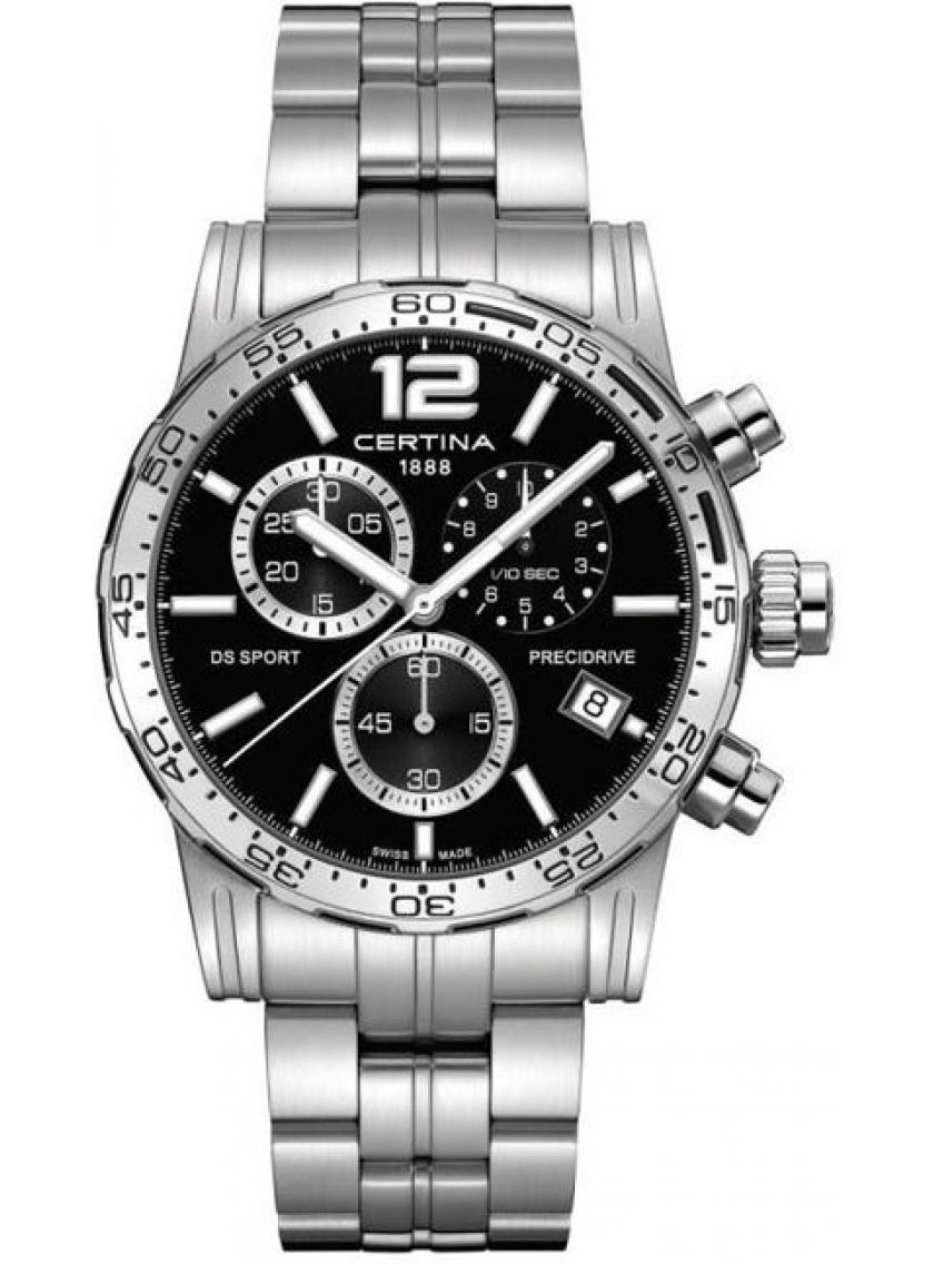 e0cbfa006c Pánské hodinky CERTINA DS Sport Precidrive C027.417.11.057.00 ...