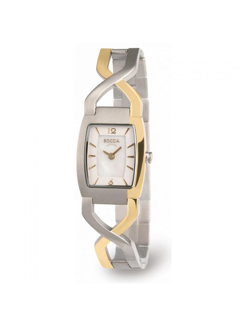 Dámské hodinky BOCCIA Titanium 3219-02  db3c8652812