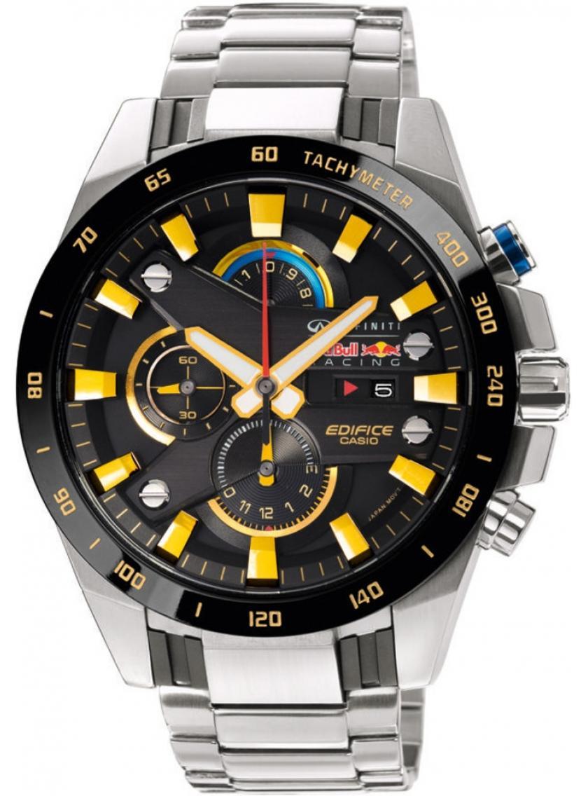 Pánské hodinky CASIO Edifice Red Bull Racing LIMITED EDITION EFR-540RB-1A 0c7e2d4088