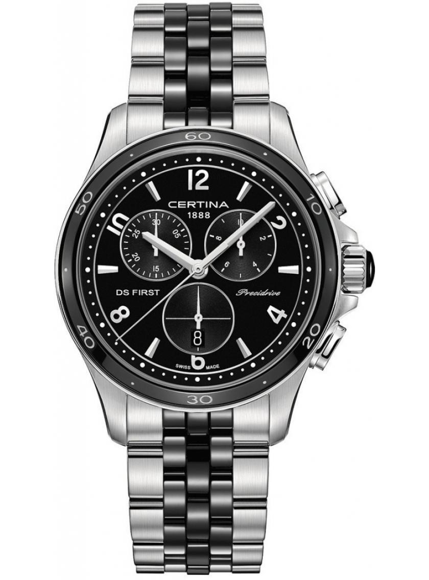 ae5e2b56126 Dámské hodinky CERTINA DS First Lady Ceramic C030.217.11.057.00 ...