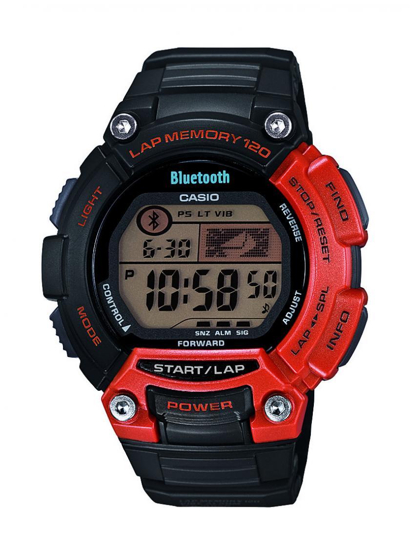 3D náhled Pánské hodinky CASIO Bluetooth STB-1000-4 da1c87d858