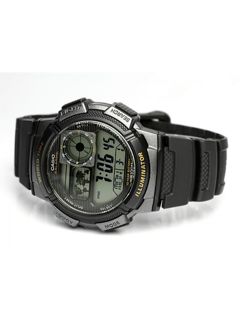 02c755c94be Pánské hodinky CASIO AE-1000W-1A ...
