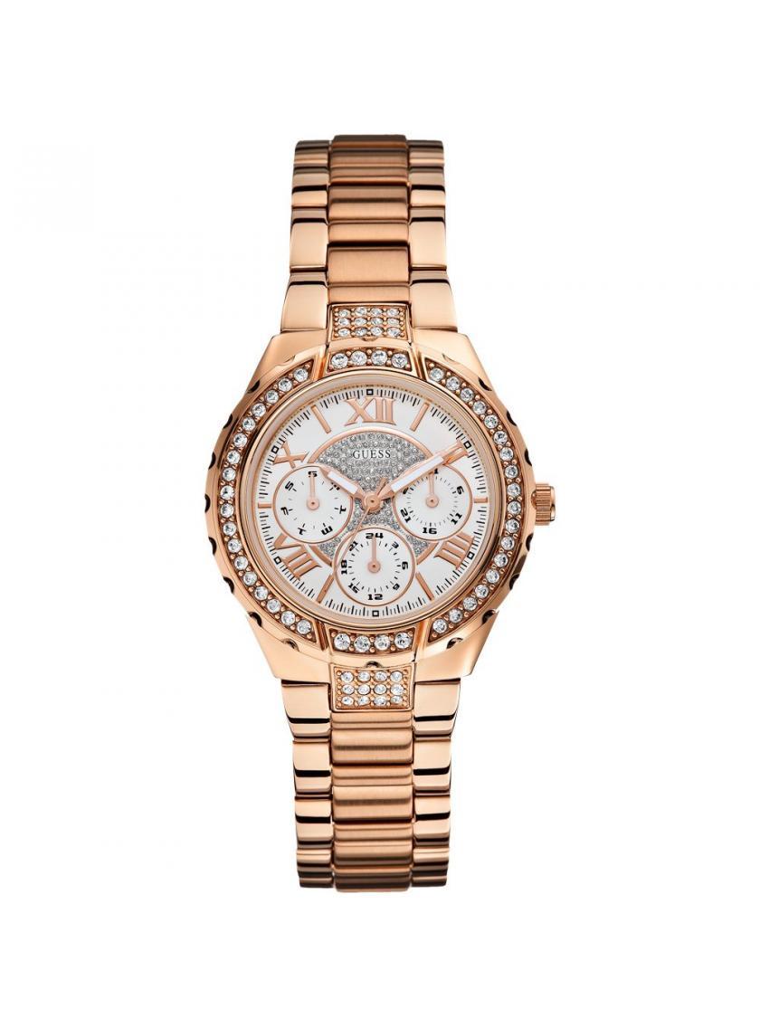 3D náhled Dámské hodinky GUESS W0111L3 8f62fb667b