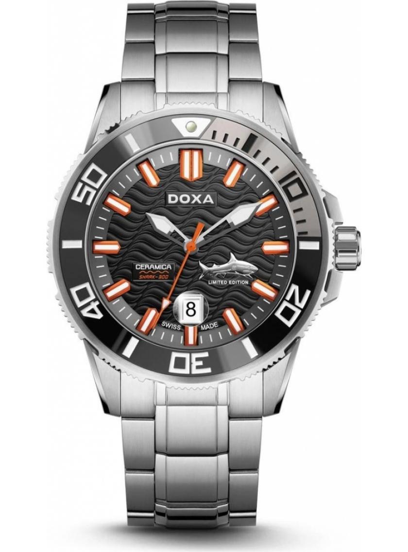 41730b983 Pánské hodinky DOXA Into The Ocean Limited Edition D196SGY | Klenoty ...