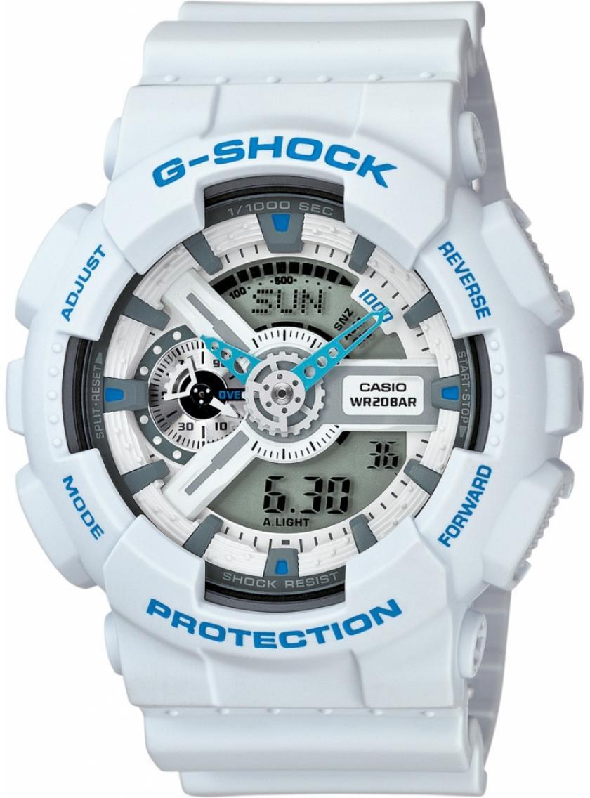 e263aff32 Pánské hodinky CASIO G-Shock GA-110SN-7A   Klenoty-buráň.cz