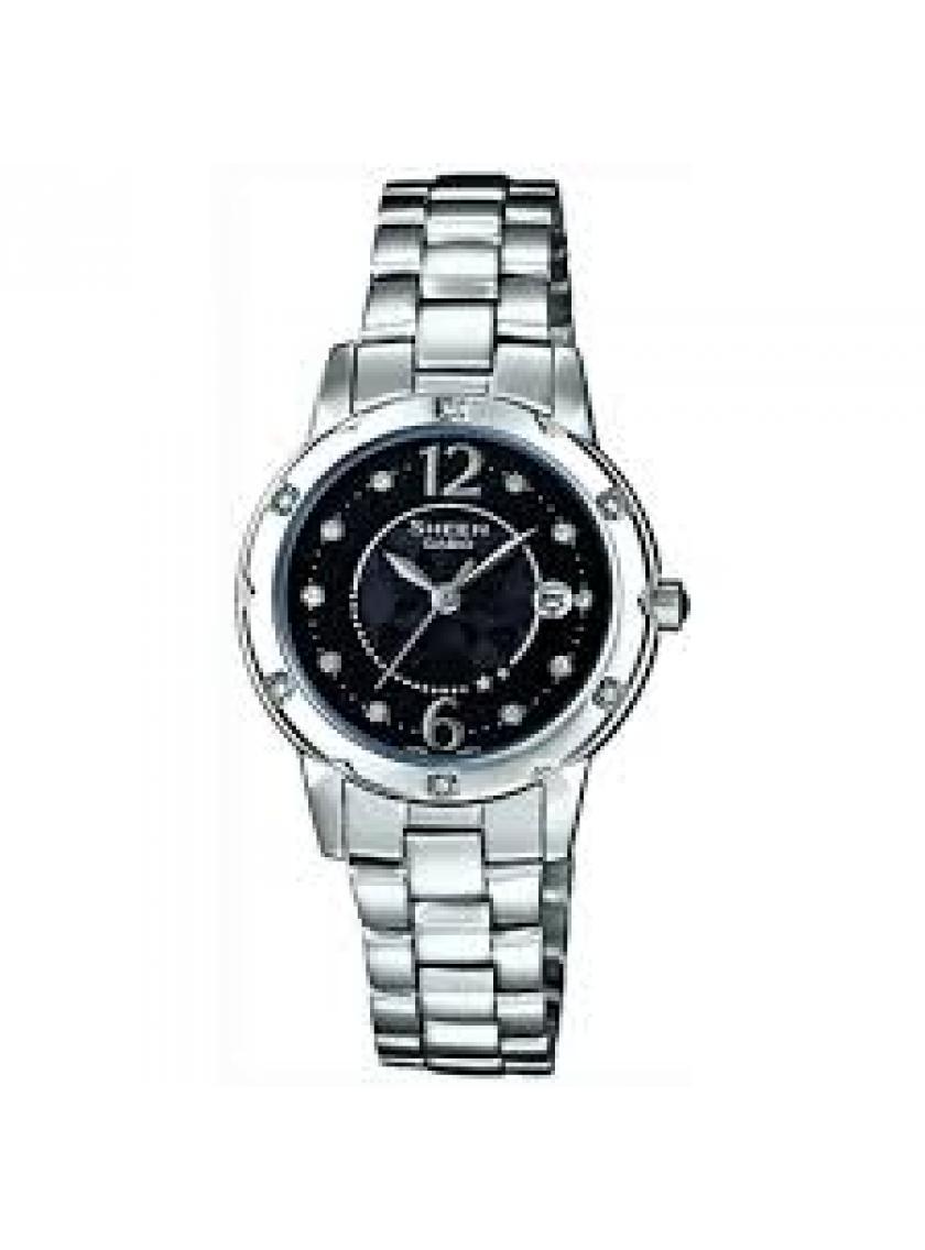 7a7fc9f7260 Dámské hodinky CASIO SHEEN SHE-4021D-1A