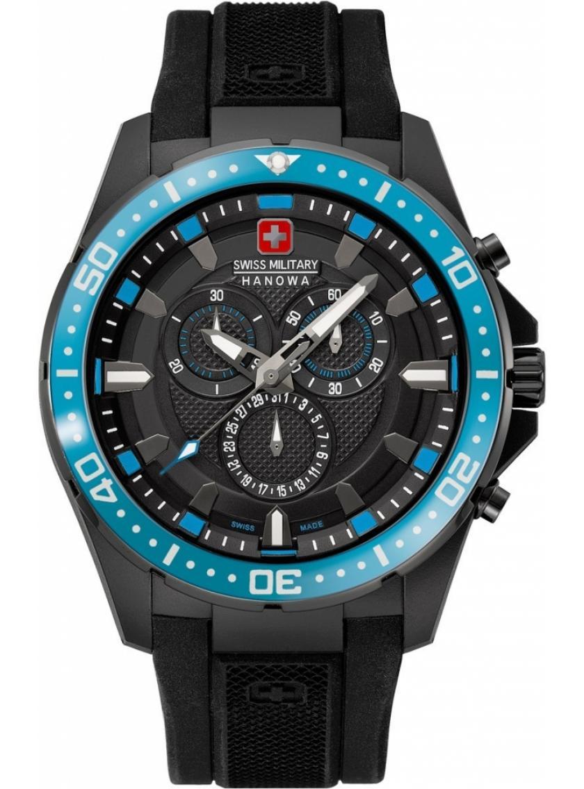 3D náhled Pánské hodinky SWISS MILITARY Hanowa Squad 4212.27.007.03 15f1d2a968