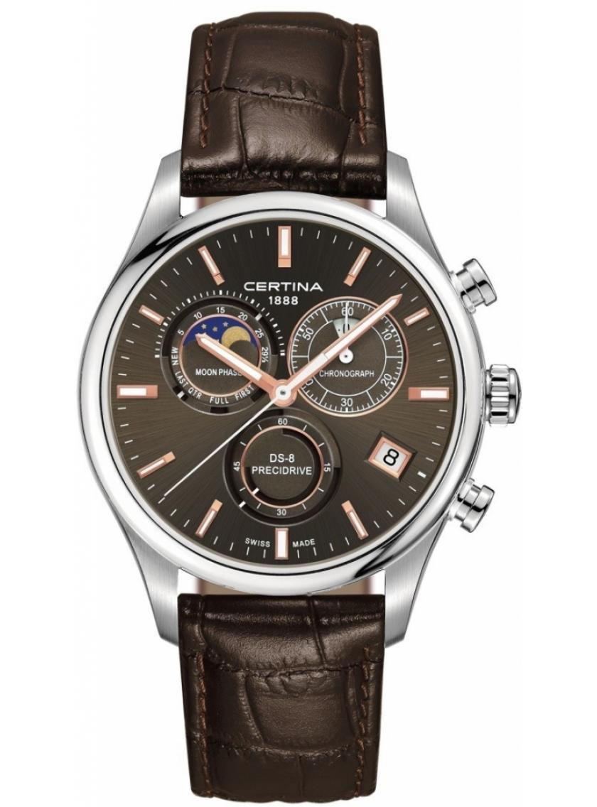 6a8de62b67 3D náhled Pánské hodinky CERTINA DS-8 Precidrive C033.450.16.081.00