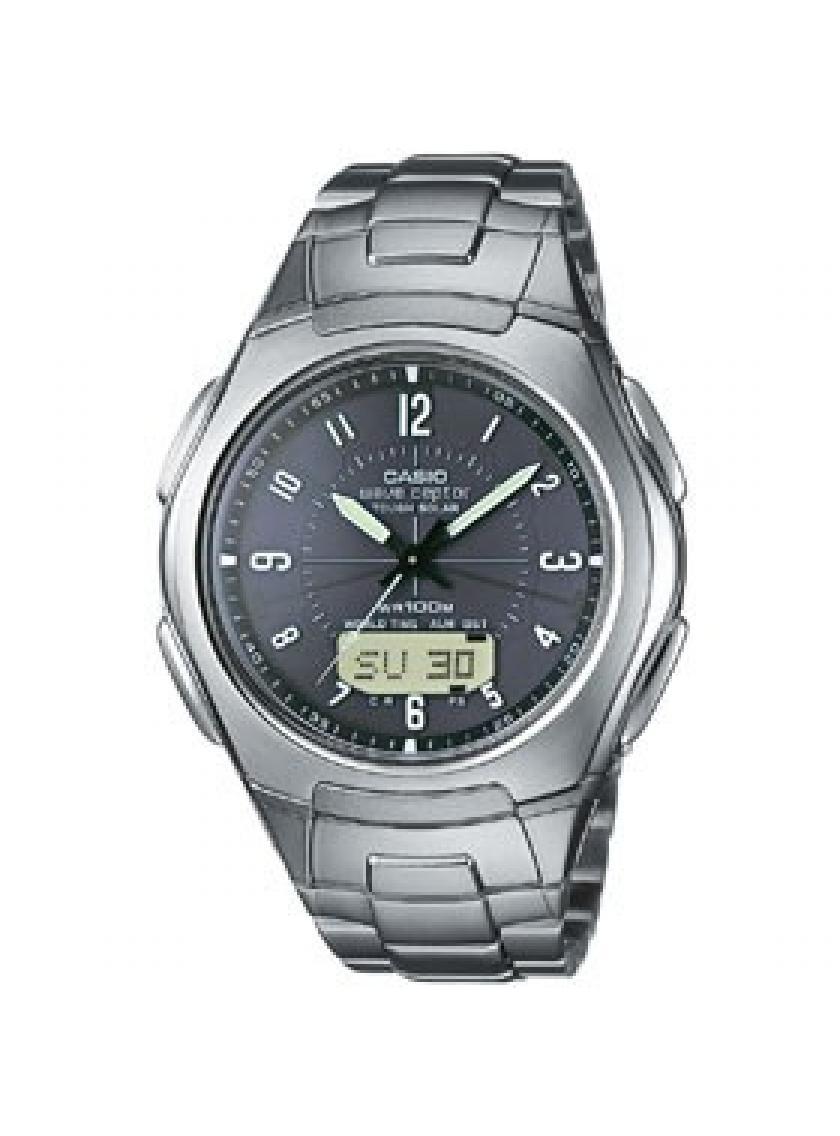 Pánské hodinky CASIO WVA-430TD-1A2  9b5b0626be9