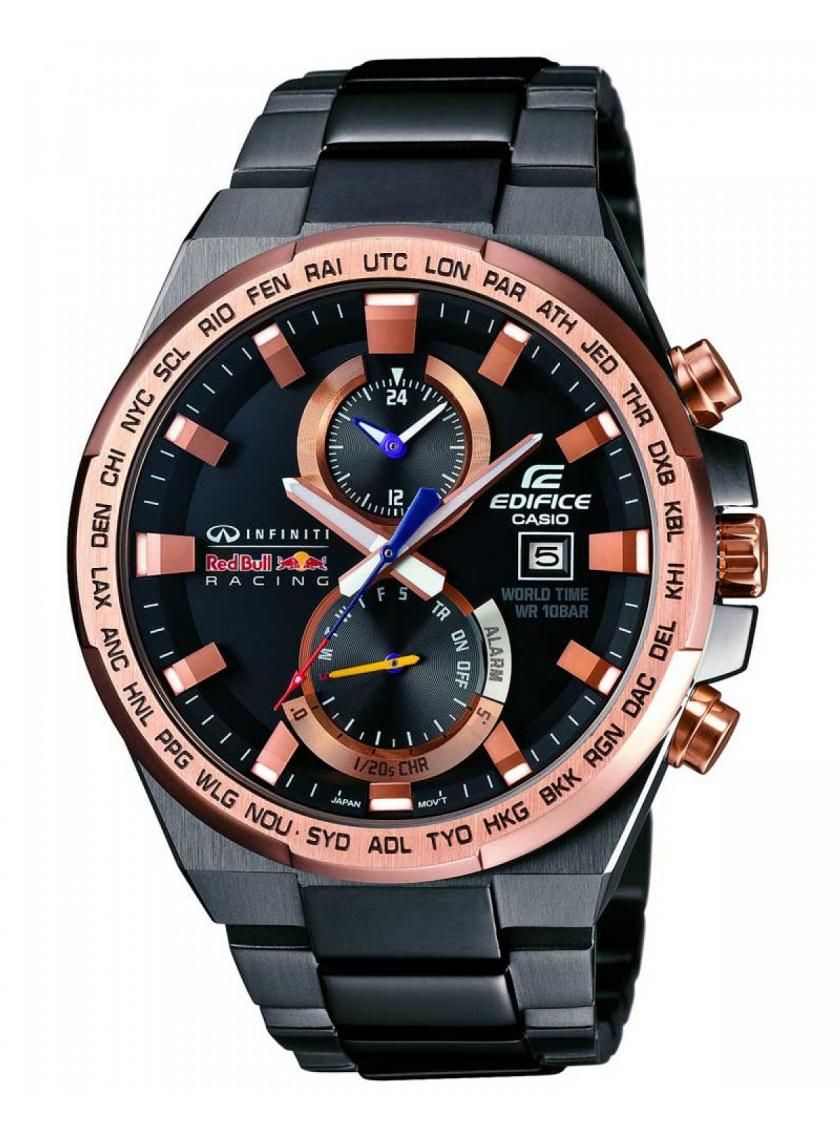 6191e540431 Pánské hodinky CASIO Edifice Red Bull Racing LIMITED EDITION EFR-542RBM-1A